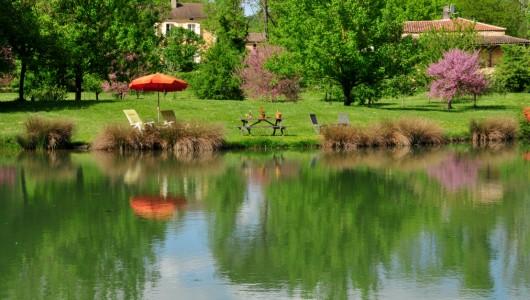 Seguinet lake