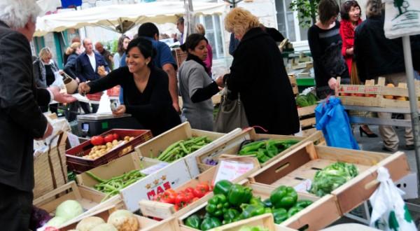 Marketplace in Lot et Garonne