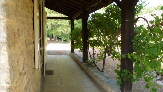 Millers Cottage verandah
