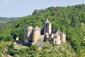 Chateau Bonaguil, Saint Front