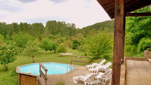 Millers Cottage pool