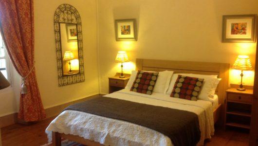 Millers Cottage bedroom