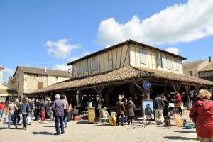Villereal - Market Day