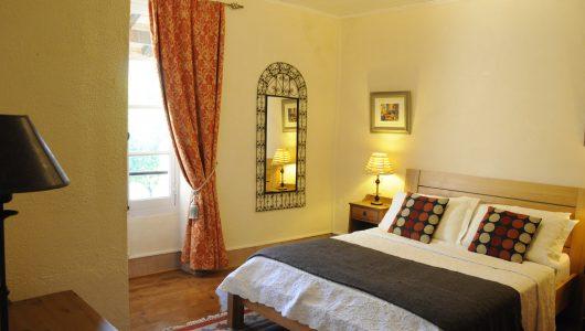 Millers Cottage master bedroom