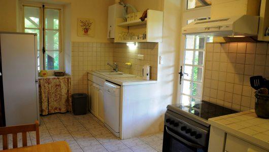 Millers Cottage kitchen